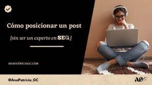Cómo posicionar un post